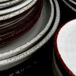 keramik auf der spek, fotos v.heidi strack