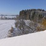 Fotos vom Dach Auf der Spek,© M. Waubke