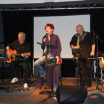 Winterlochparty,Jena, Musikgruppe bei der Party