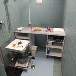 Unser Raum für die Dentalprophylaxe