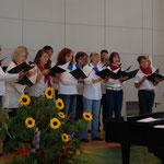 25 Jahre - Jubiläumsmatinee ,Madrigale, Volkslieder, Tango- u. Jazz-Arrangements, Frankenthal 2014