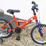 14' kid bicycle
