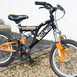 16' kid bicycle