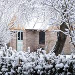 Unsere Gartenhütte