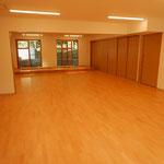 こちらは発表会や多目的で使用するホールです。