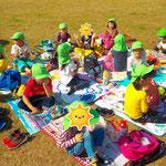 湘南まるめろ保育園の5歳児さん、朝からお弁当の話題で持ち切りでした。