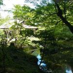 「南禅院」池泉回遊式庭園