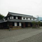 「旧永井家庄屋屋敷」ネドコ