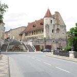 Le château de Nérac