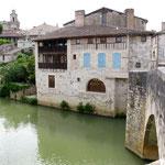 Tannerie vue du vieux pont