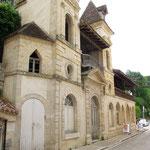 Façade baroque Bransoulié