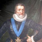 Henri III roi de Navarre  devenu Henri IV roi de France