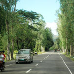 National Road in Zambales