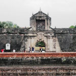 Arc or Gate of Fort Santiago