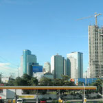 Eastwood City Skyline