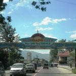 Olongapo City Boundary