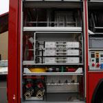 Brandbekämpfung Innenangriff 40mm Schlauch Material