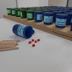 Montessori- Rechentafel