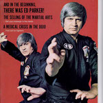 Black Belt Magazine feb. 1975