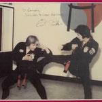Ed Parker & Elvis Presley