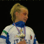 anna bertolina vice campionessa europea 2014