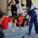 fitkid gym and dance. collaborazione per coreografia di gruppo