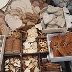 Reiche Auswahl an Holzmotiven