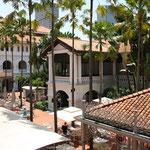 Das berühmte Hotel Raffles