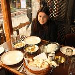 Njam, wir lieben das indische Essen!