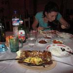 ... landete bei uns auf dem Teller und schmeckte wunderbar! :)