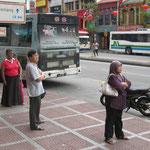Das ist Malaysia, eine Mischung aus Malayen, Chinesen und Indern