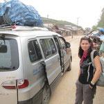 Unterwegs von nach Vang Vieng