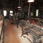 Werkstatt von Thomas Edison.