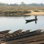 Der Chitwan Nationalpark wurde im Jahre 1984 zum UNESCO-Welterbe erklärt und 1997 um eine Pufferzone von 766,1 km2 erweitert.