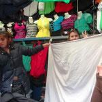 La Paz - Beim Schwarzmarkt