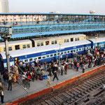 Bahnhof New Delhi
