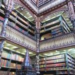 Eine wunderschöne Bibliothek im Zentrum