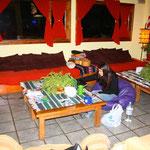 Unser Hostal in Ushuaia