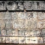 Von der UNESCO wurde Chichén Itzá 1988 zum Weltkulturerbe erklärt.