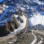 Eine ziemliche Berg- und Talfahrt