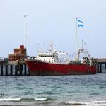 Hafen von Puerto Madryn