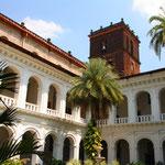 Viele schöne Bauten aus der Kolonialzeit der Portugiesen