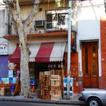 Unsere Wohung im Barrio Almagro