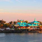 Abendstimmung in Florida, schööön!!!!