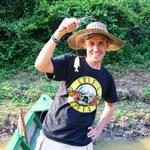 Pampas del Yacuma - Piranhas fischen! 8 Stück gefangen!!!