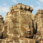 ... bemerkt man den eindrucksvollen Tempel ziemlich schnell. Einer der besten Tempeln in Angkor.
