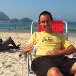 Copacabana mit Caipirinha
