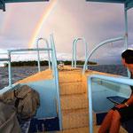 ... immer dem Regenbogen folgen!!! :)