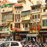 Architektur in Hanoi