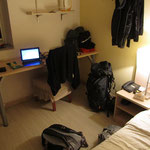 Unsere erste Unterkunft in Peking